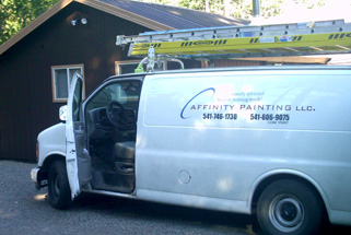 Residential and commercial painting contractor Eugene